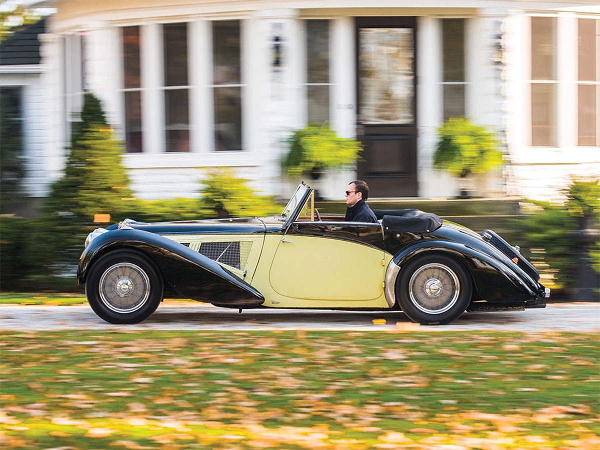 5 Classic Cars to buy at the Amelia Island Auctions 2017