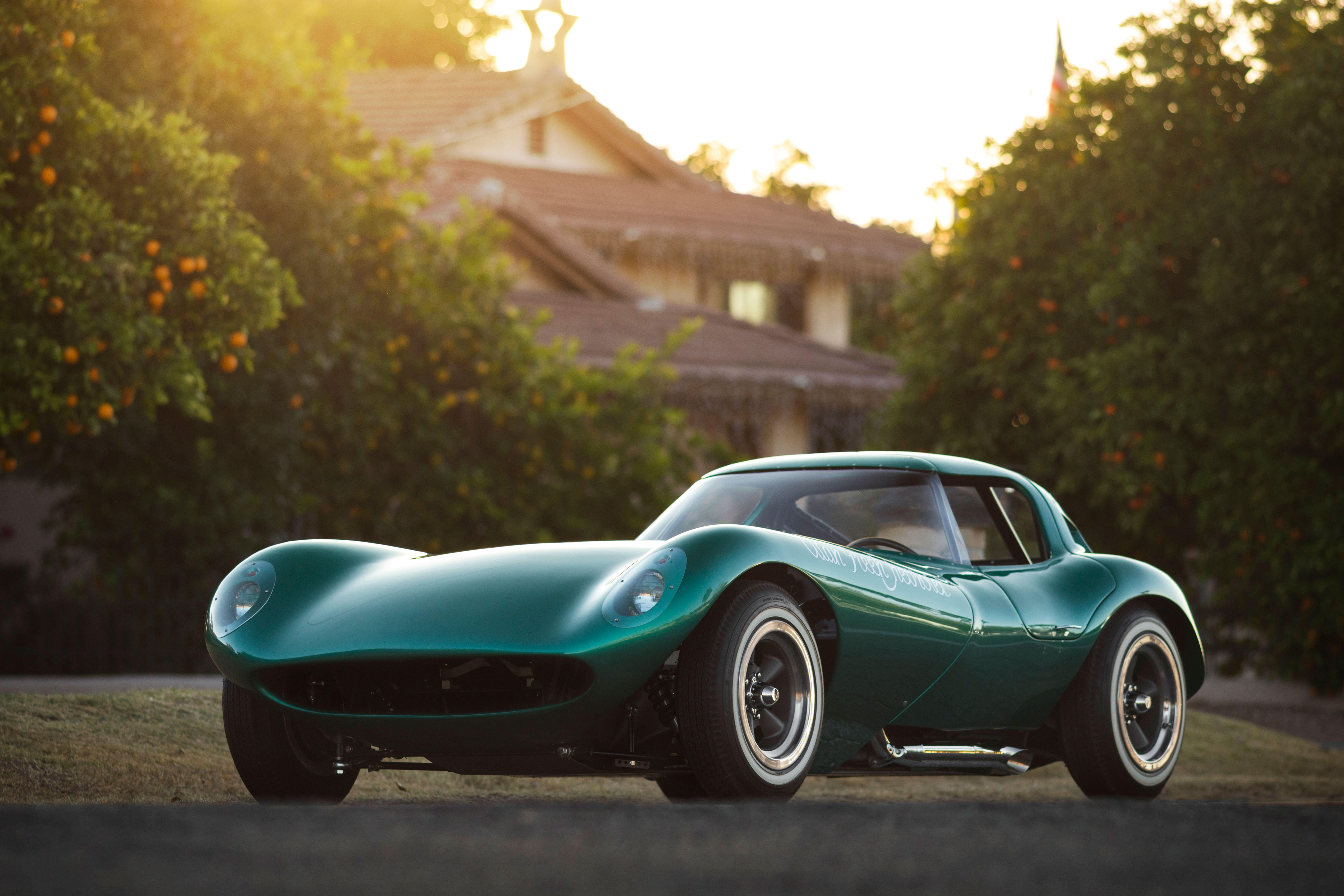 7 Exciting Cars At The Scottsdale Auctions Next Week