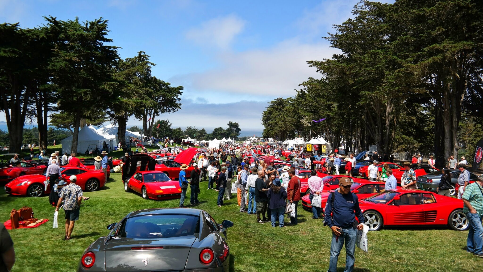 Top Classic Car Events in NorCal