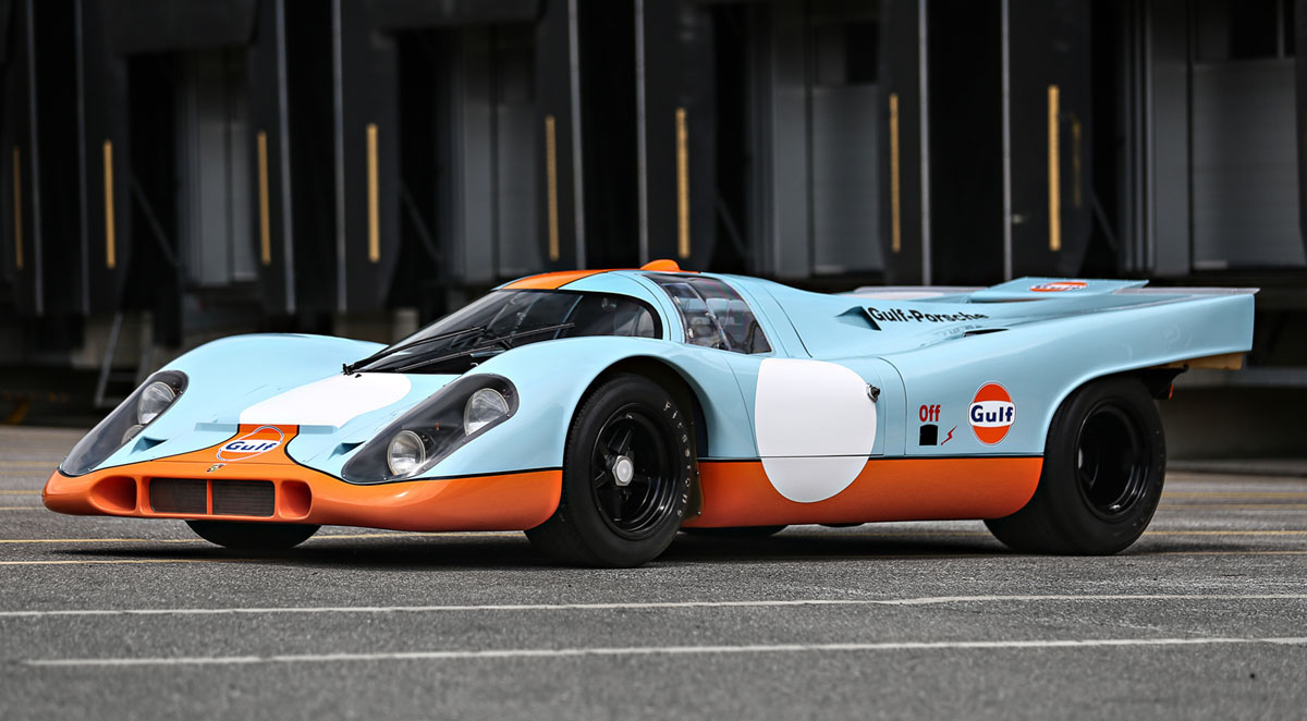 10 Incredible Cars For Sale At This Year's Monterey Car Auctions