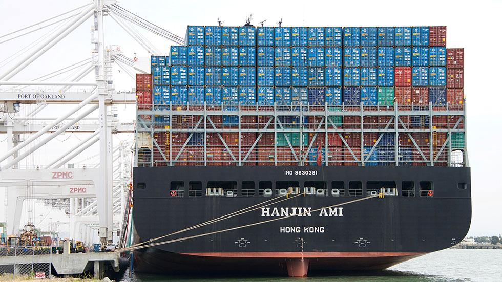 Hanjin Bankruptcy Car Shipping