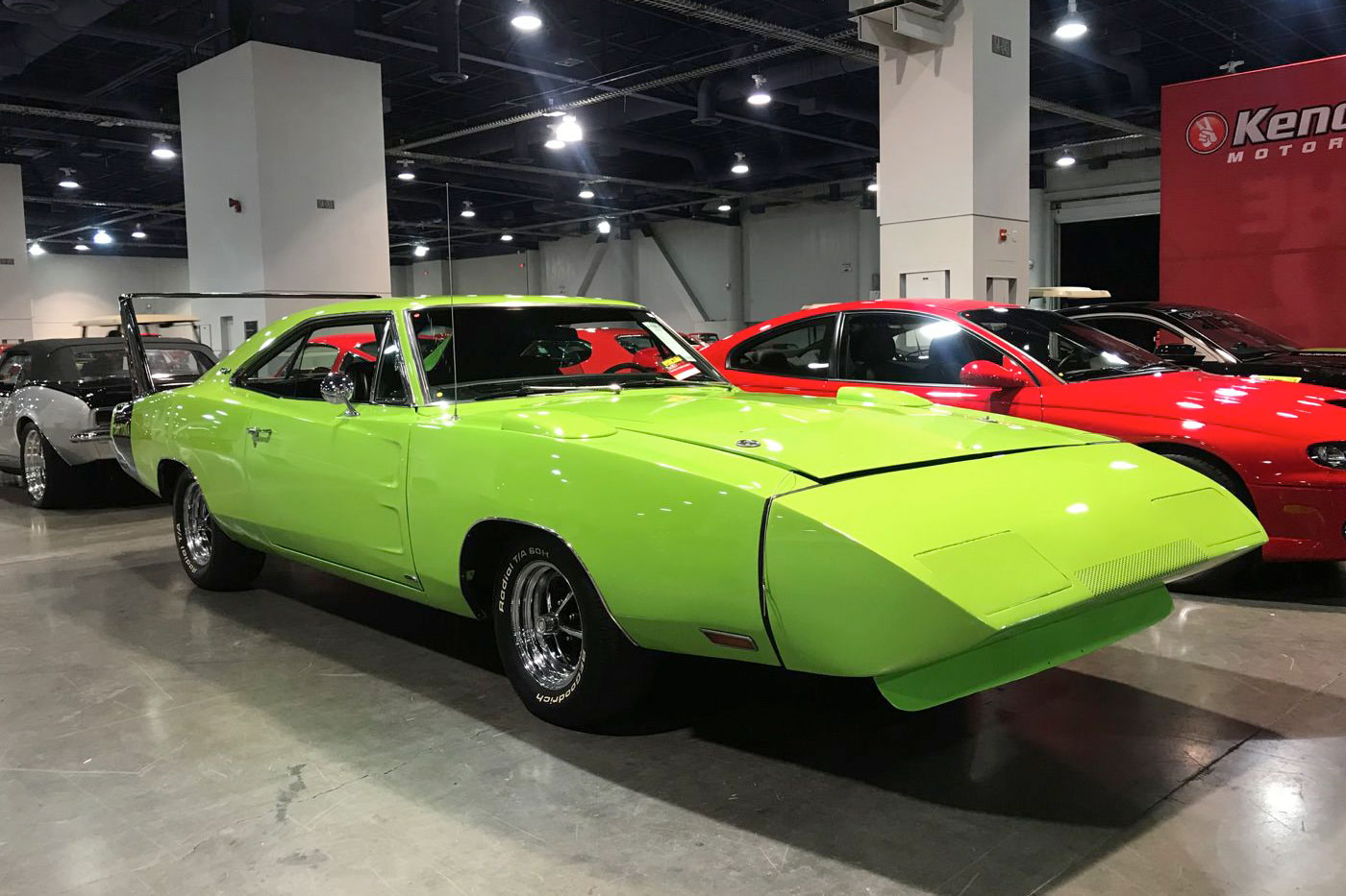 Mecum S First Las Vegas Auction Brings In 22 Million