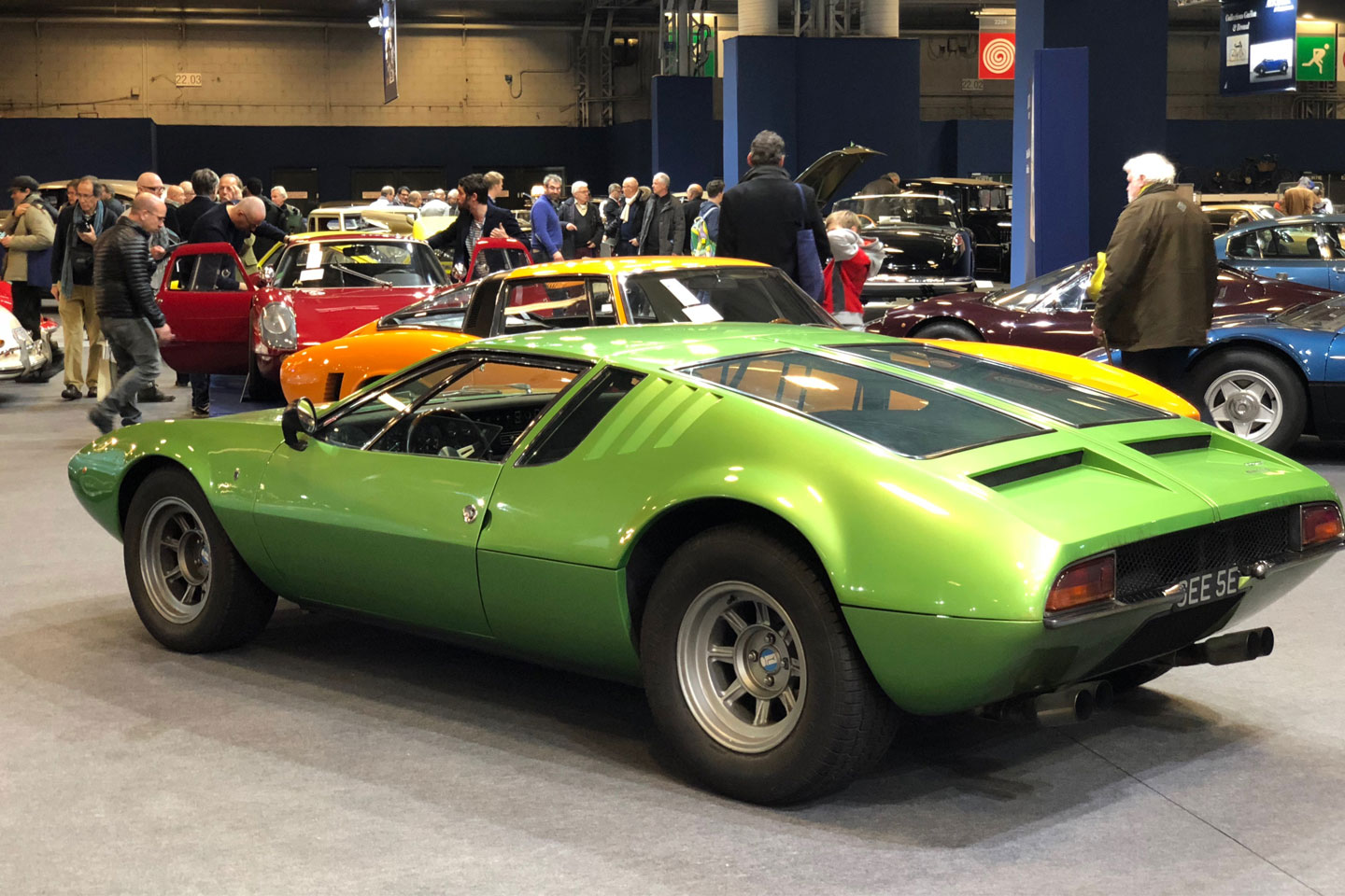 Why Retromobile 2018 Was The Place To Be For Classic Car Buyers