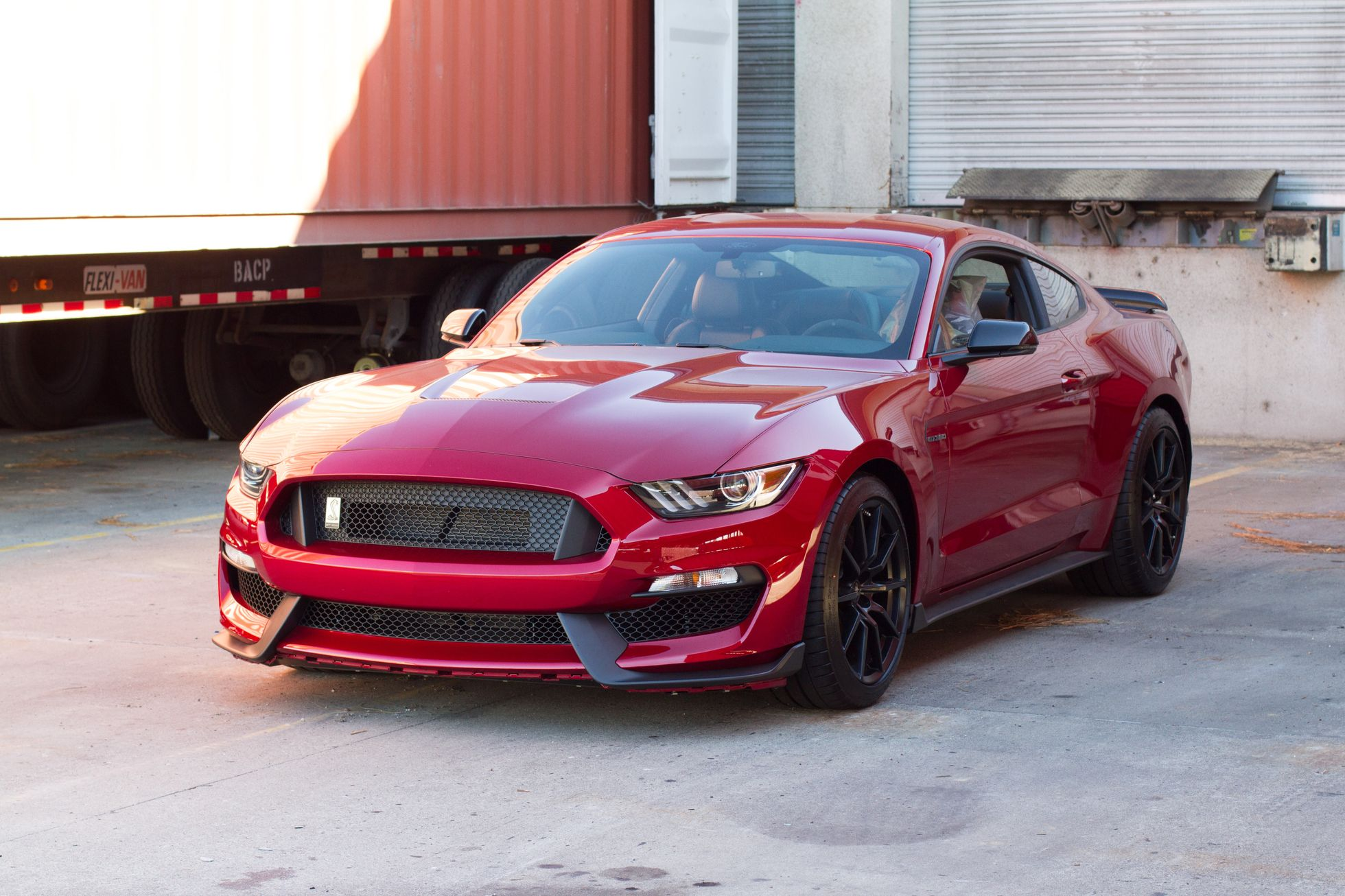 New Shelby GT350 Sold Out Overseas