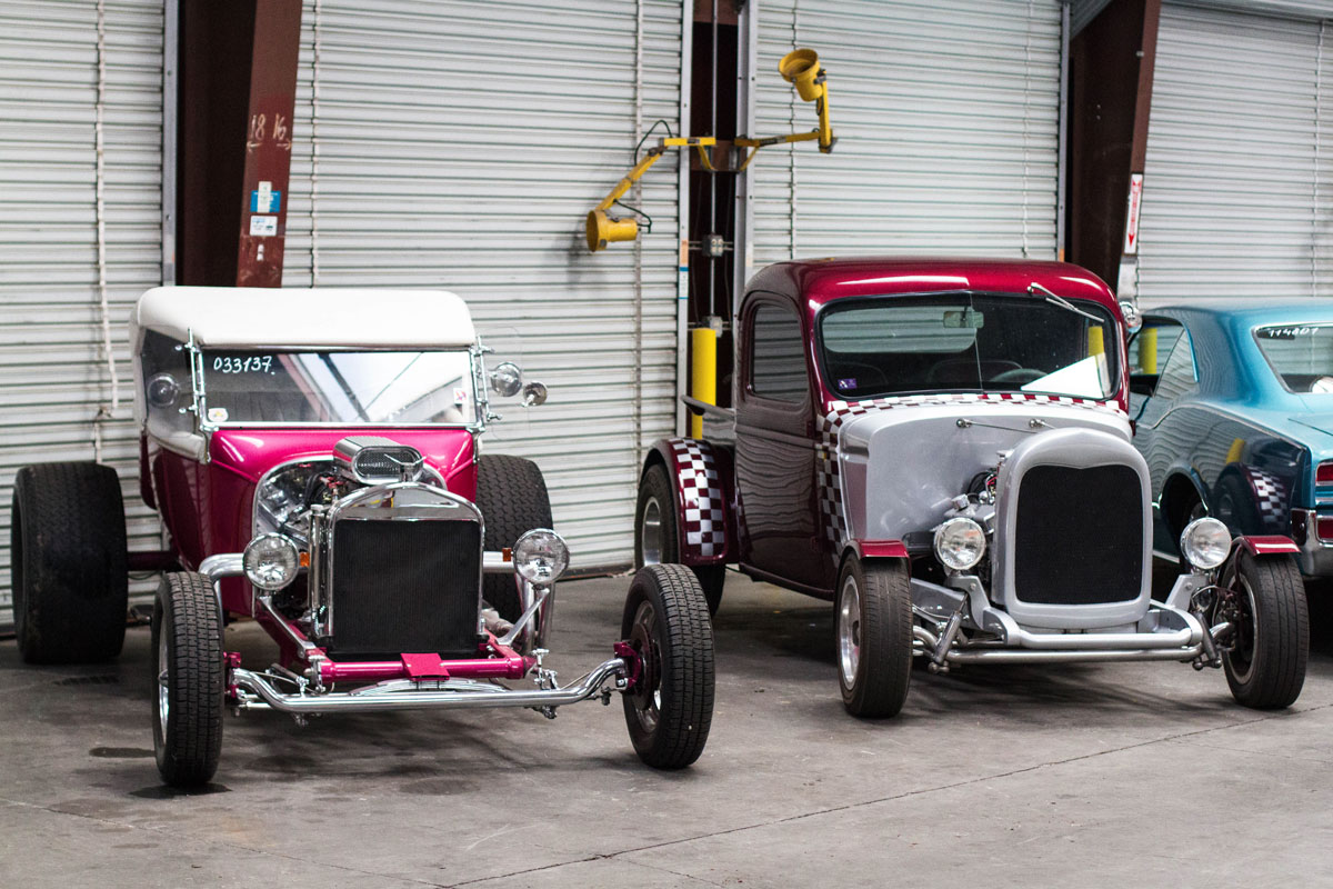 American Hot Rods Polished, Chromed, and Ready to Roam