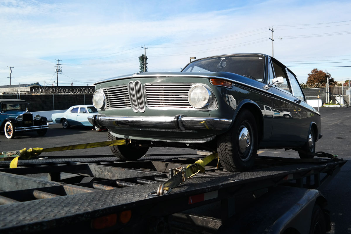 How to Prepare Your Classic Car for Shipping