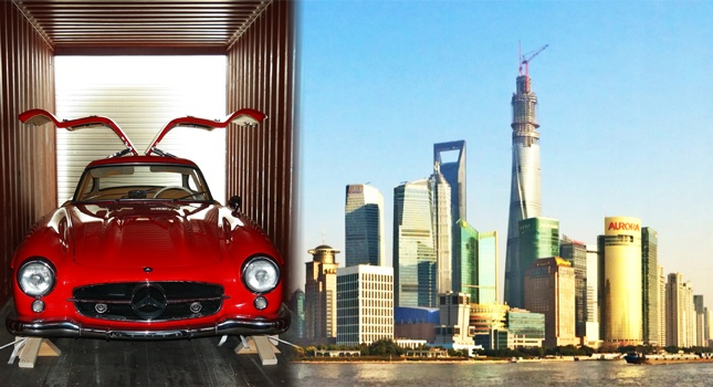 China International Classic Car Shipping