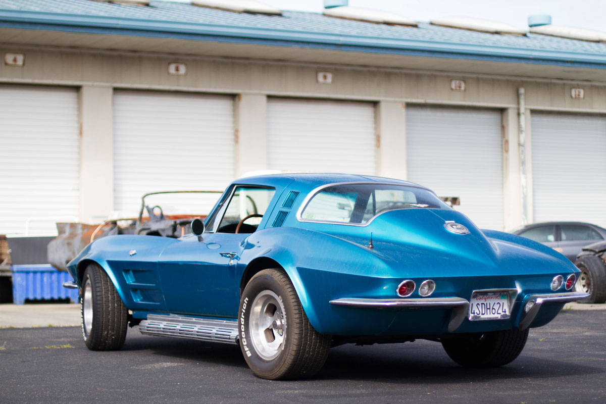 The Corvette Stingray is an American Icon