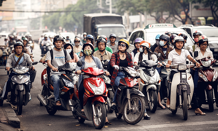 international car shipping to vietnam