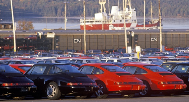 Demand for international classic car shipping