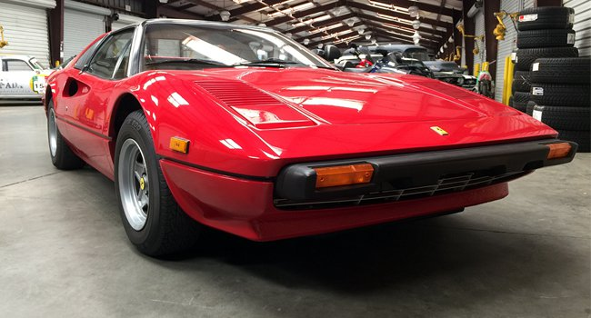 Middle east classic car import