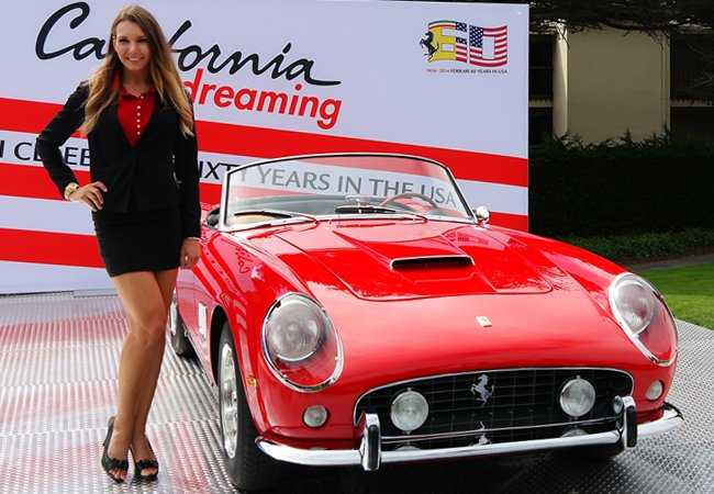 Purchasing Classic Cars From Pebble Beach Auctions While Overseas