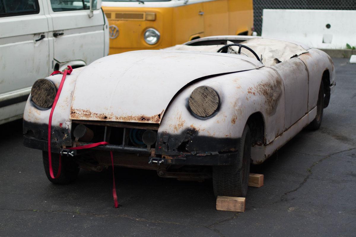 Project Muntz Jet Soon to be Restored