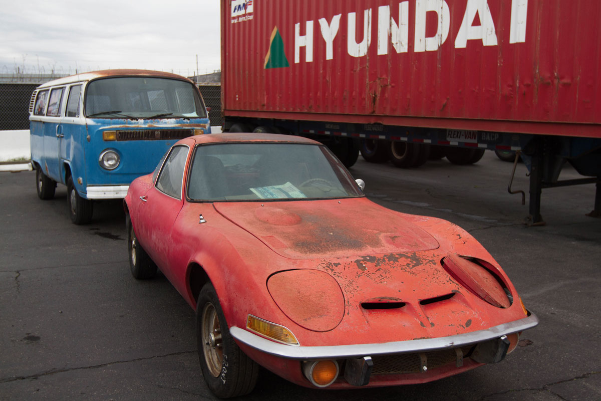 Opel GT Is The Baby Corvette From Europe