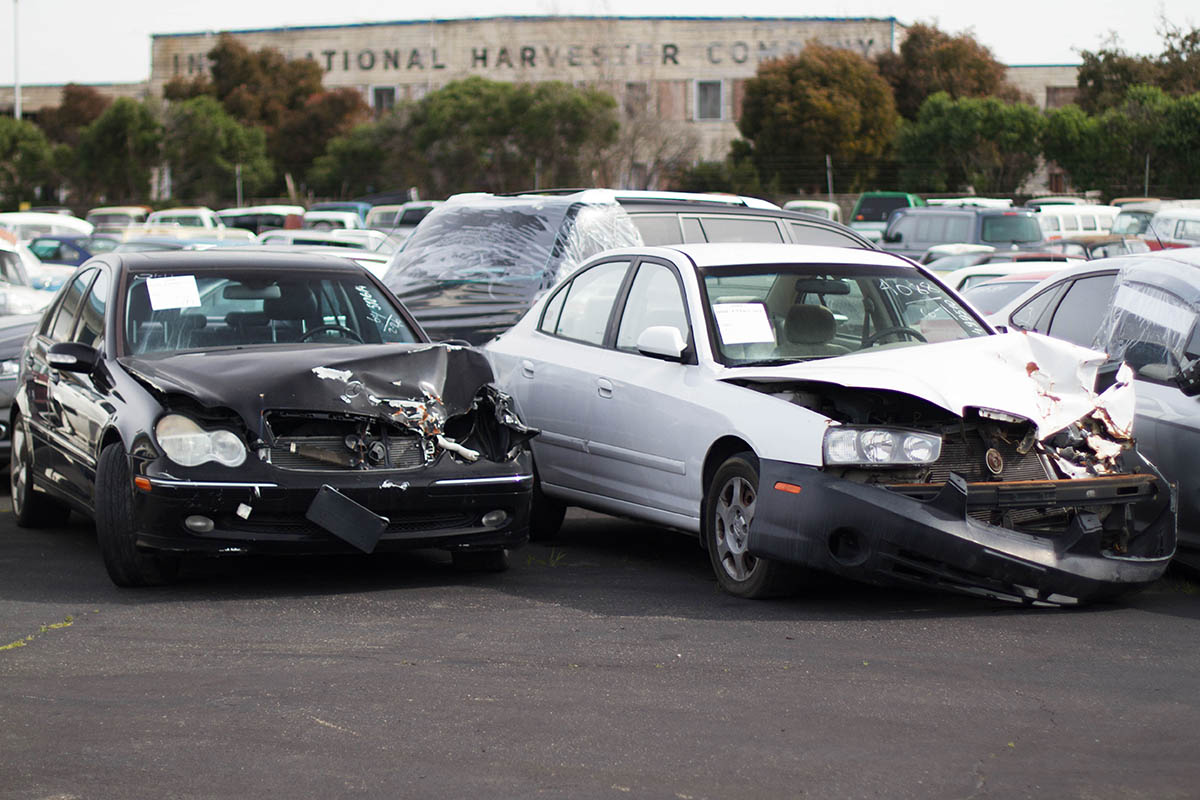 UAE Restricts Salvage Car Imports
