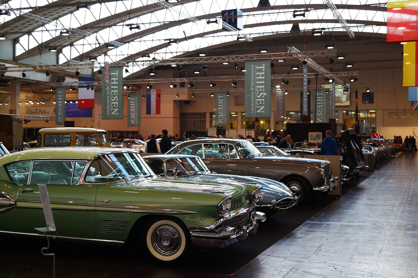 Top 10 Classic Car Events To Attend In 2018