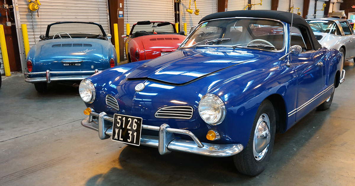 Top 10 Classic Cars exported from the USA in 2016