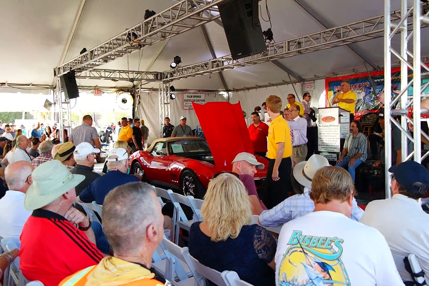 This Is The Classic Car Auction You Must Attend