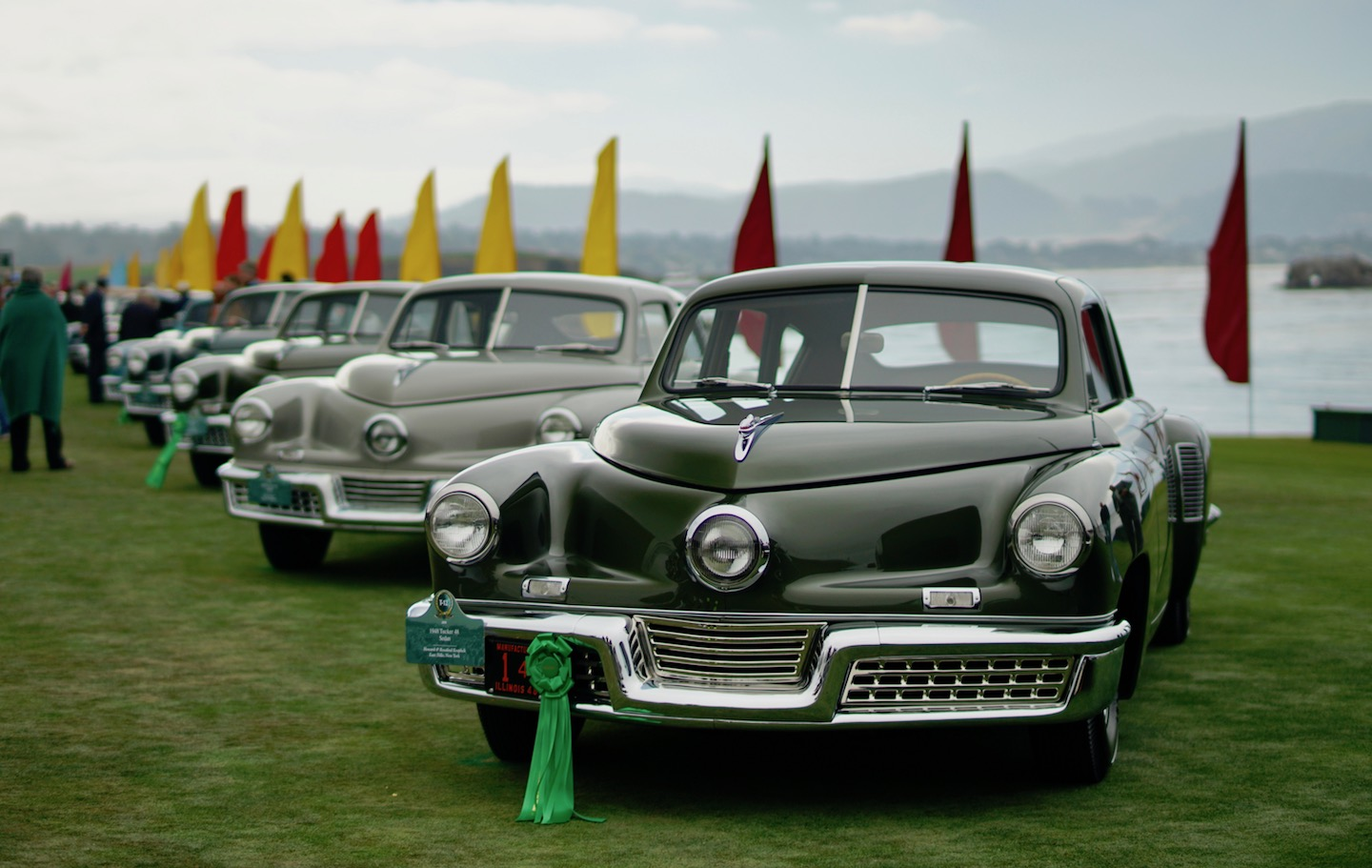 The Best of Monterey Car Week 2018 - Part 6: The Concours d'Elegance