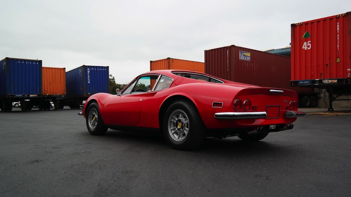Shipping Classic Cars from the USA