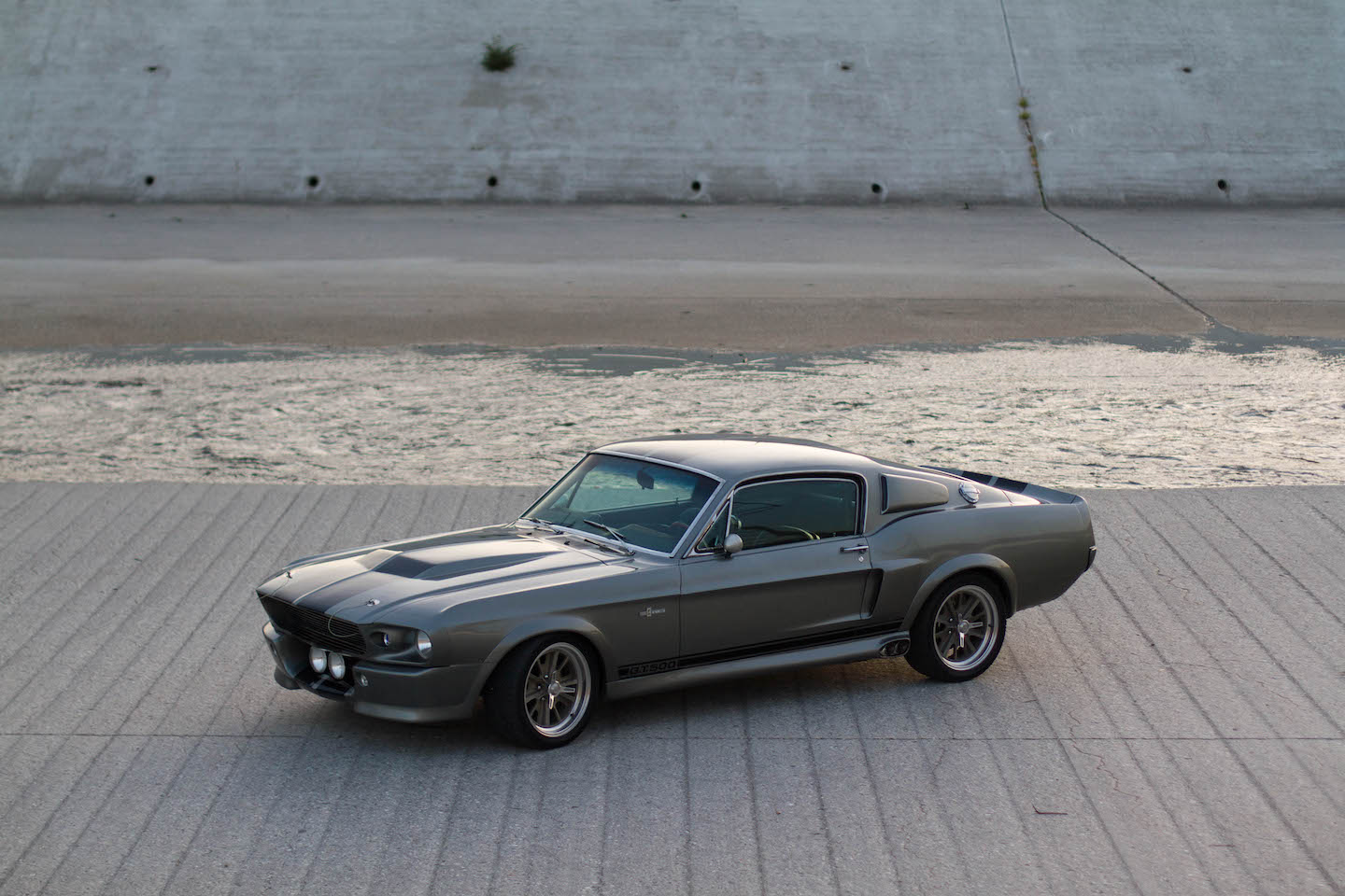 Shipping the Original Eleanor Mustang From Gone in 60 Seconds