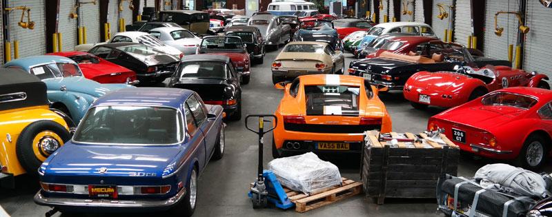 Classic Car Storage
