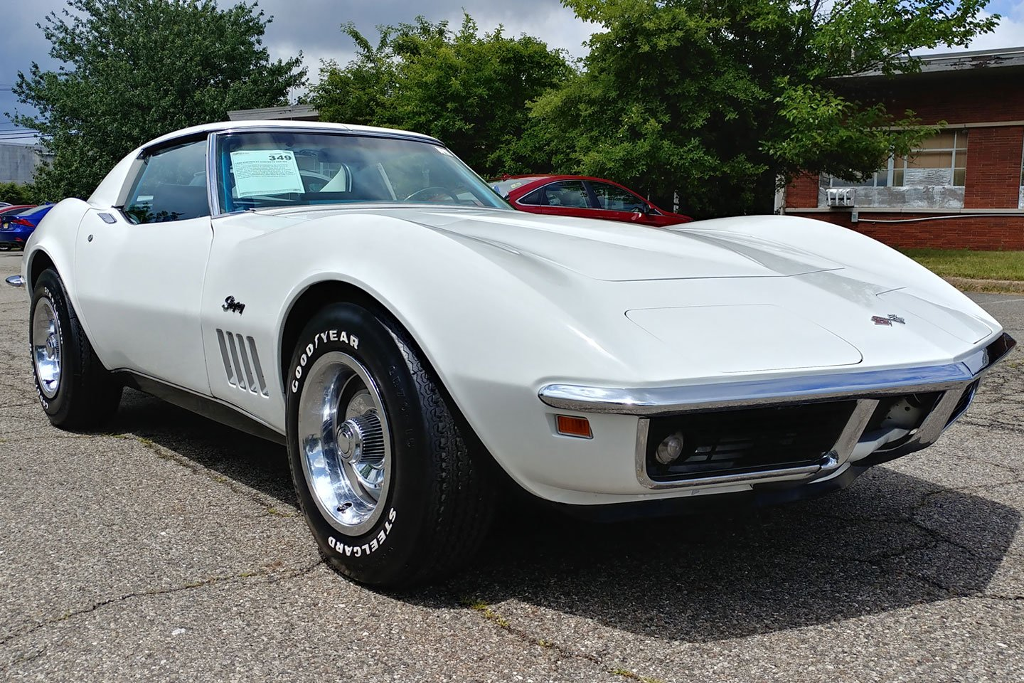 Top 10 Classic Cars Imported To France