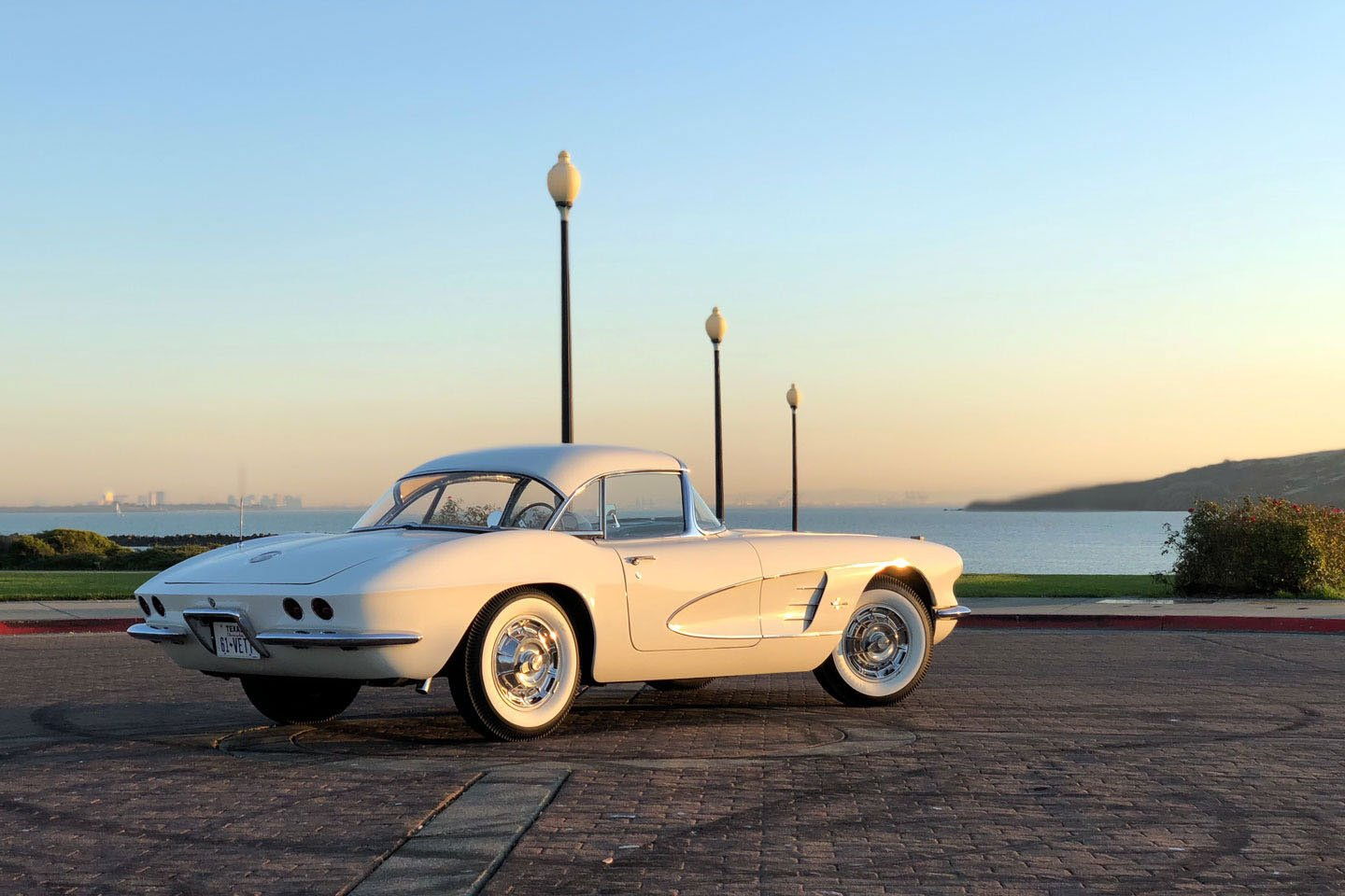 After 56 Years, This C1 Corvette Found a New Home In Germany