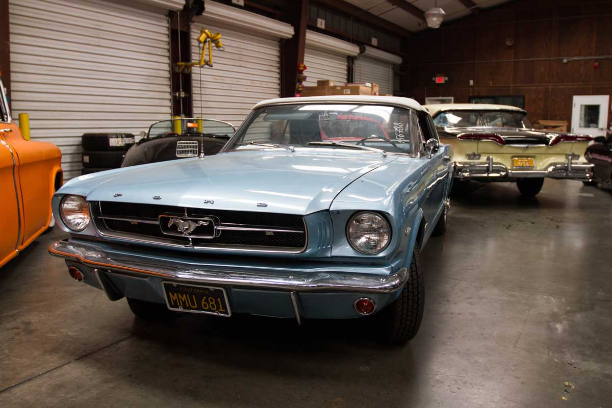 Northern California Classic Car Buyers Guide