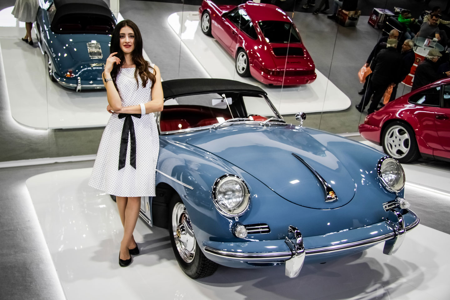 Auto Moto Epoca: Italy's largest classic car show steps up to the world stage