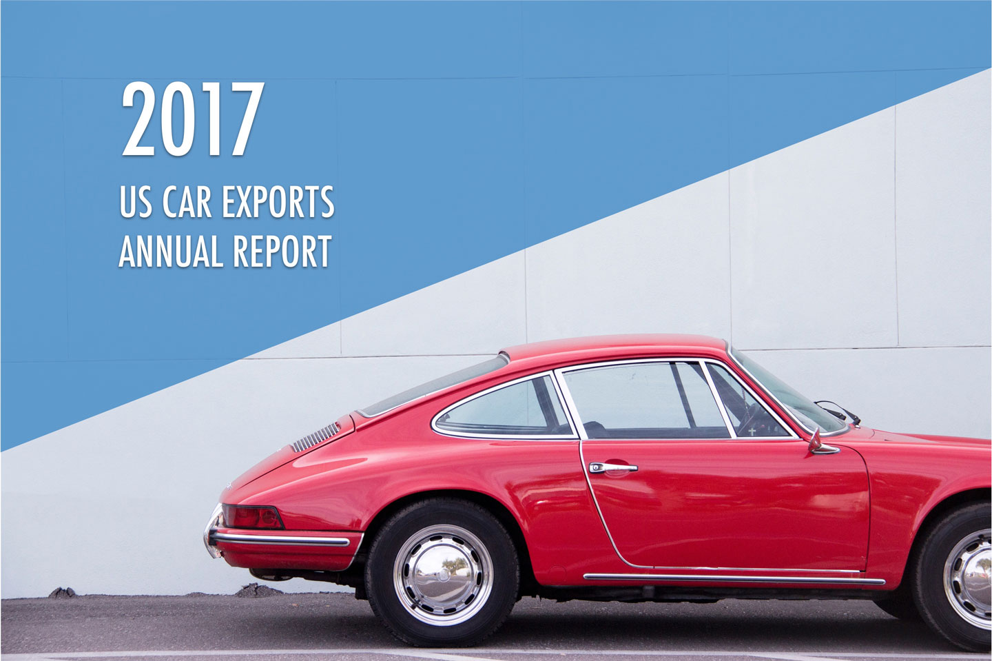 US Car Exports Grow By 25% in 2017